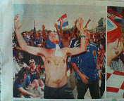 ……新聞。ワールドカップ28