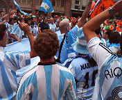 アルゼンチンも来た。実況!W杯4<br />  4